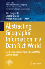 Cover of Abstracting Geographic Information in a Data Rich World